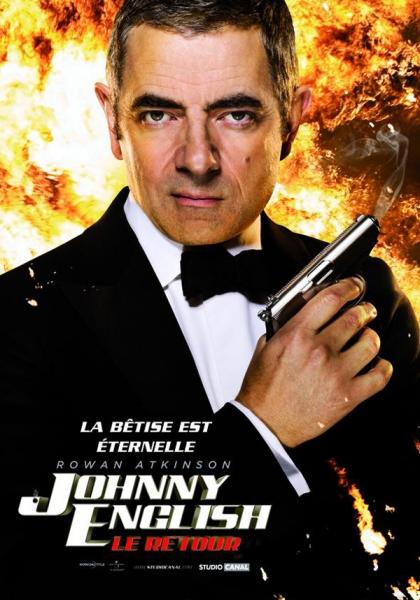 Johnny English, le retour (2011)