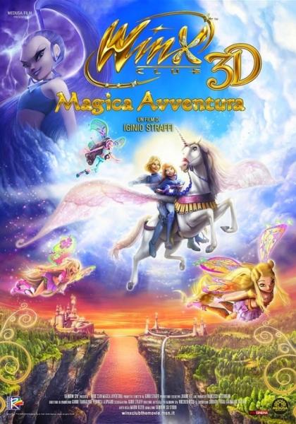 Winx Club, l'aventure magique 3D (2011)