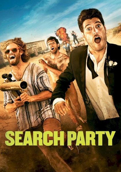 Search Party (2014)