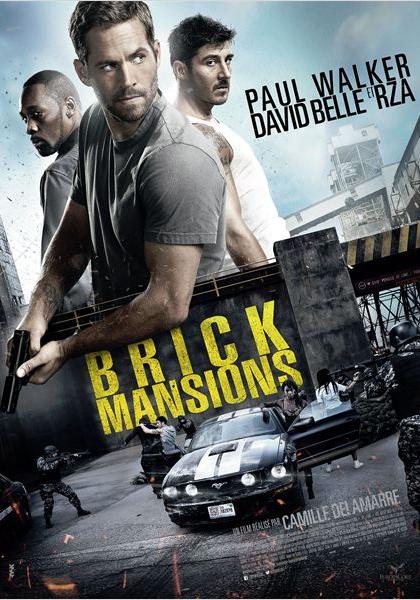 Brick Mansions (2013)