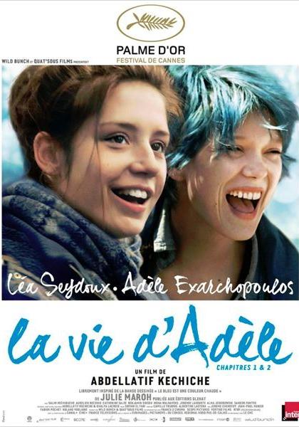 La Vie d'Adèle - Chapitres 1 et 2 (2013)