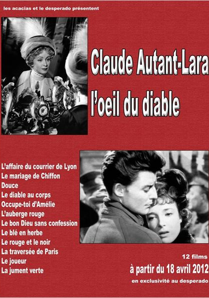Claude Autant-Lara : L'Oeil du Diable (2012)