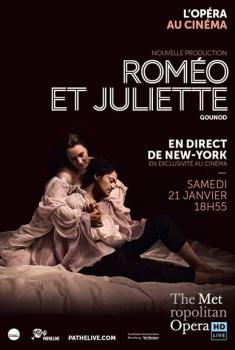 Roméo et Juliette (Met-Pathé Live) (2017)