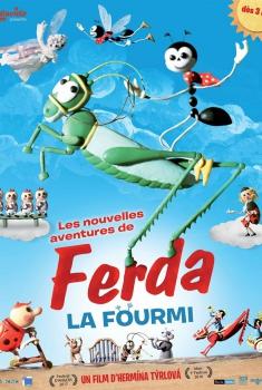 Les Nouvelles aventures de Ferda la fourmi (2017)