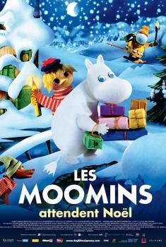 Les Moomins attendent Noël (2017)