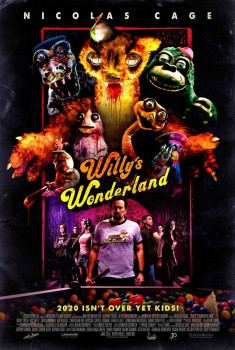 Wally's Wonderland (2021)